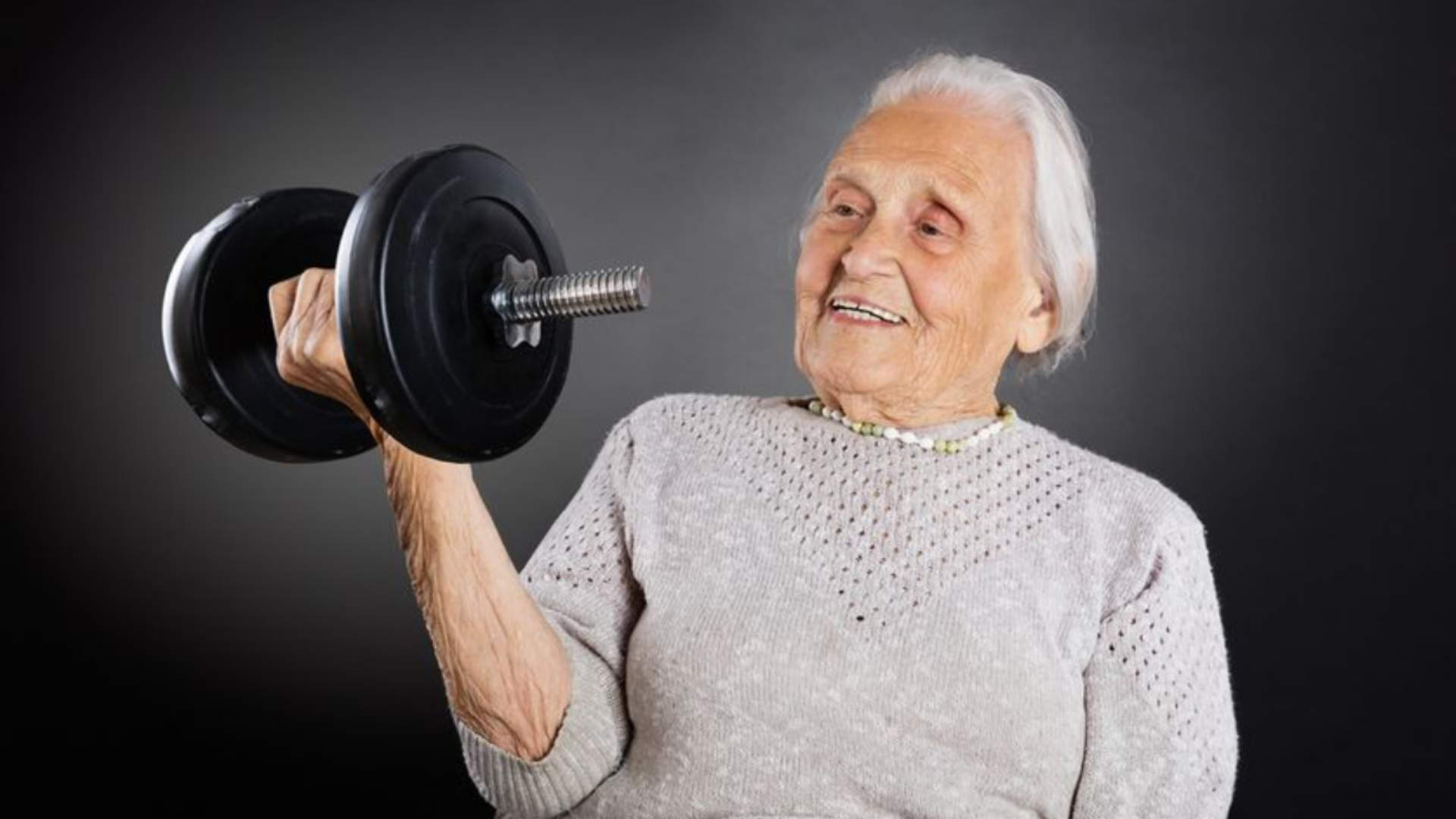 Building Muscles Strengthens Nervous System Too