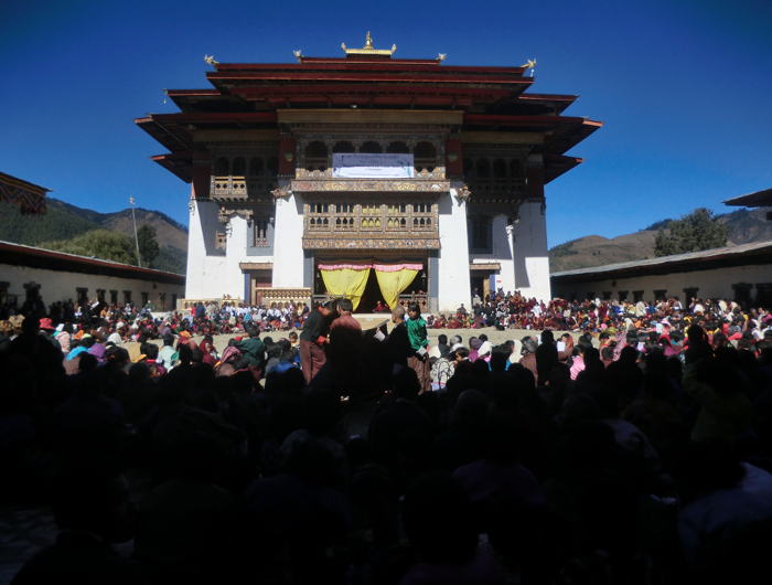 Bhutan: The Happiest Country in the World