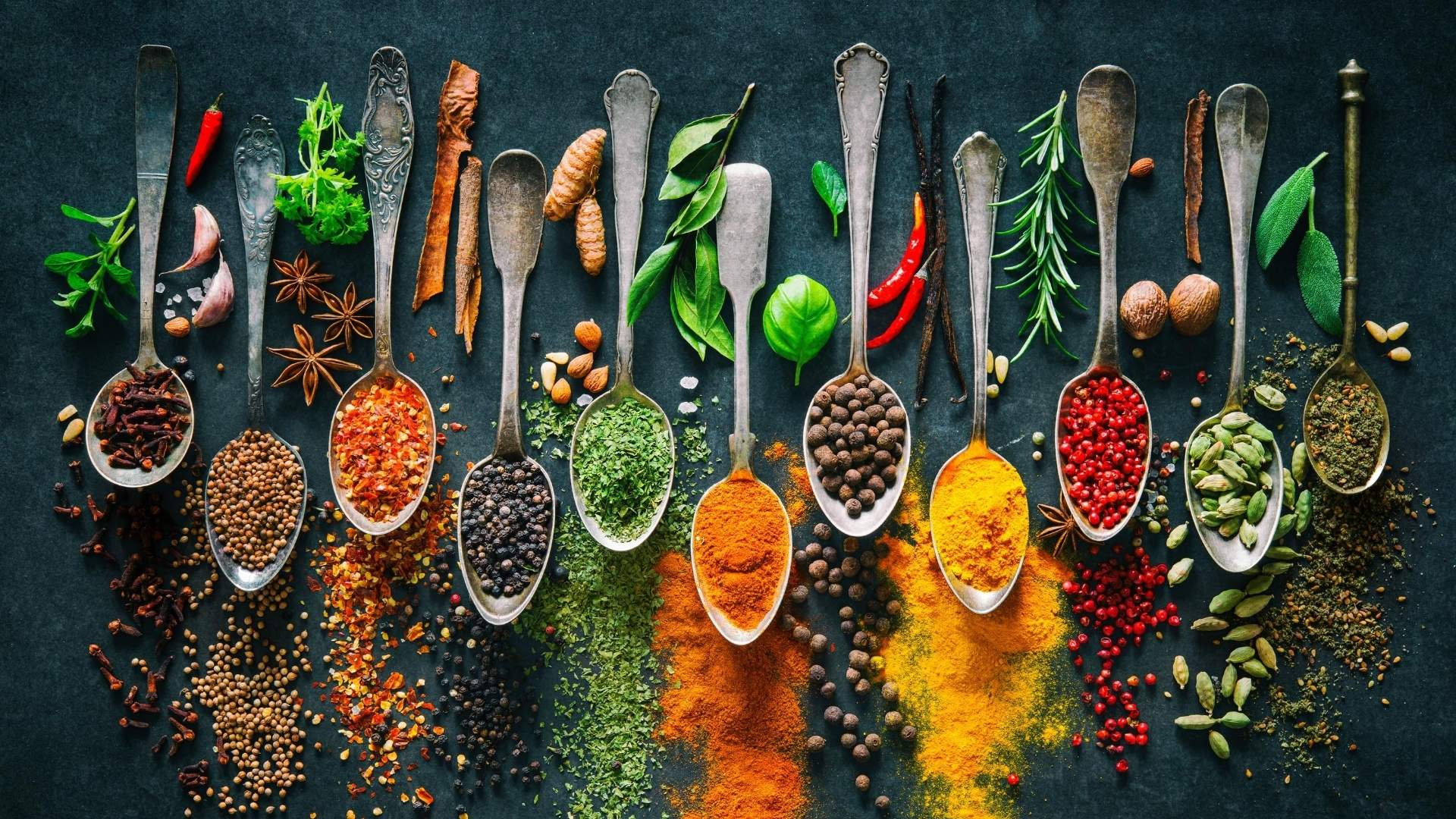 why spices make you happy