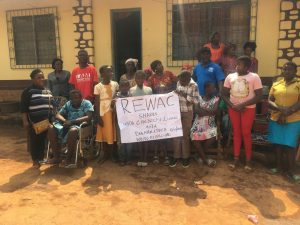 REWAC international humanitarian law Cameroon refugee