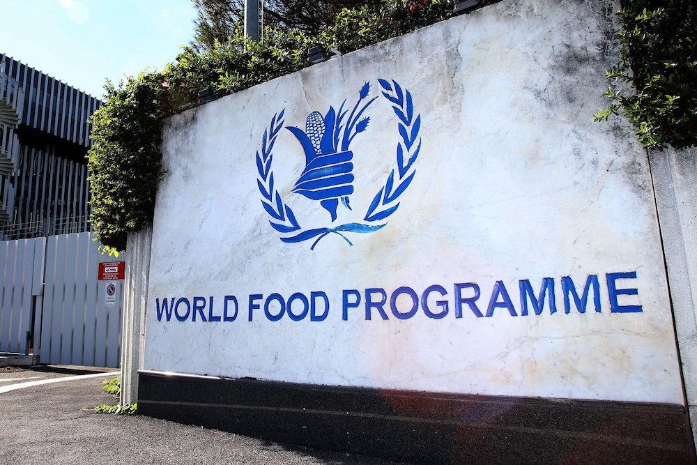 World Food Programme, Nobel Peace Prize