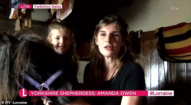 Yorkshire Shepherdess, ITV