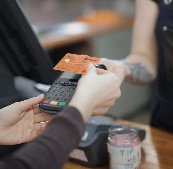 TreeCard's Wooden Debit Card: Reforesting The Planet With Every Payment