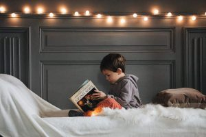children, book, Christmas