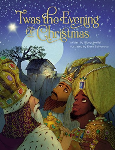 'Twas the Evening of Christmas , book