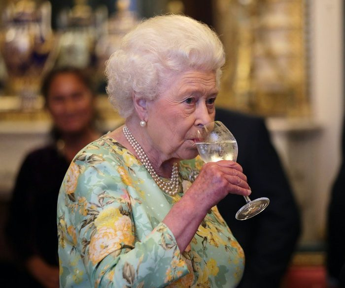 Getting Royally Plastered! Celebrate Christmas With The Queen's Own Gin