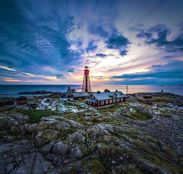 Pater Noster Lighthouse: The World's Remotest Cinema