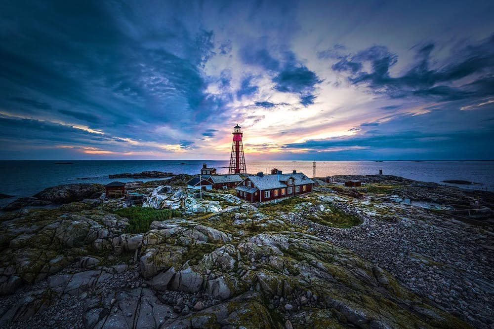 Pater Noster Lighthouse