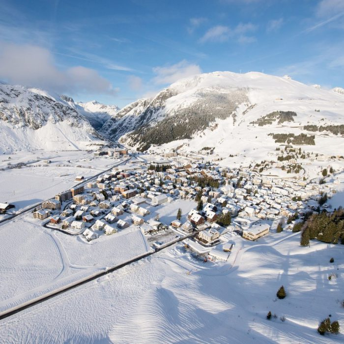 Living and Working in the Swiss Alps For Health and Wellness