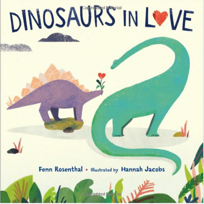 4-Year-Old Fenn Rosenthal's Dinosaurs In Love Viral Song Gets Book Deal