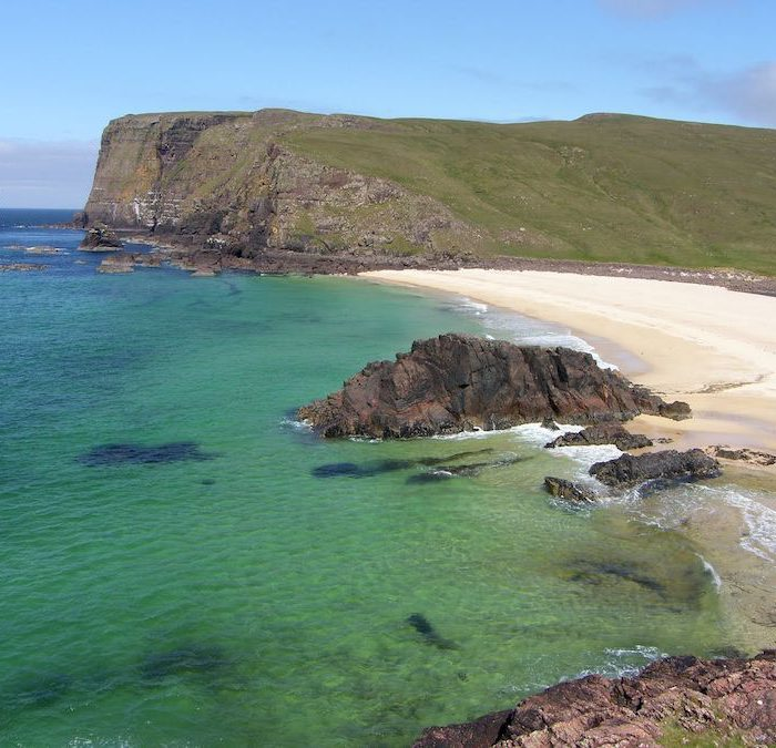 The Joy Of Water: Cape Wrath – Far from the Madding Crowd
