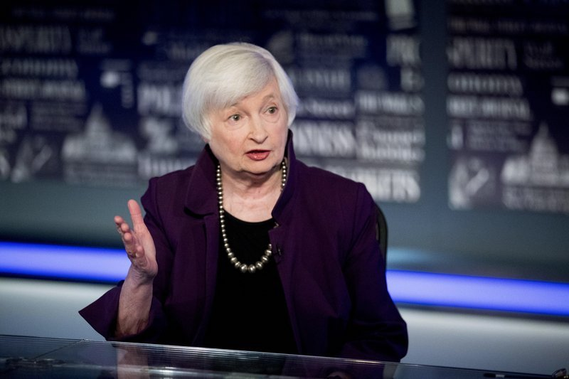 Janet Yellen, rap, song