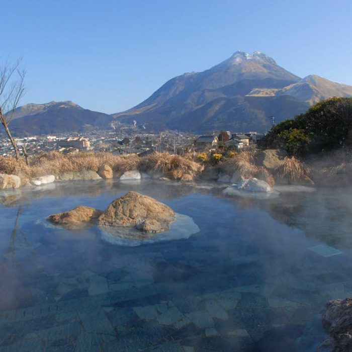 The Joy Of Water: The Eight Hot Hells Of Beppu