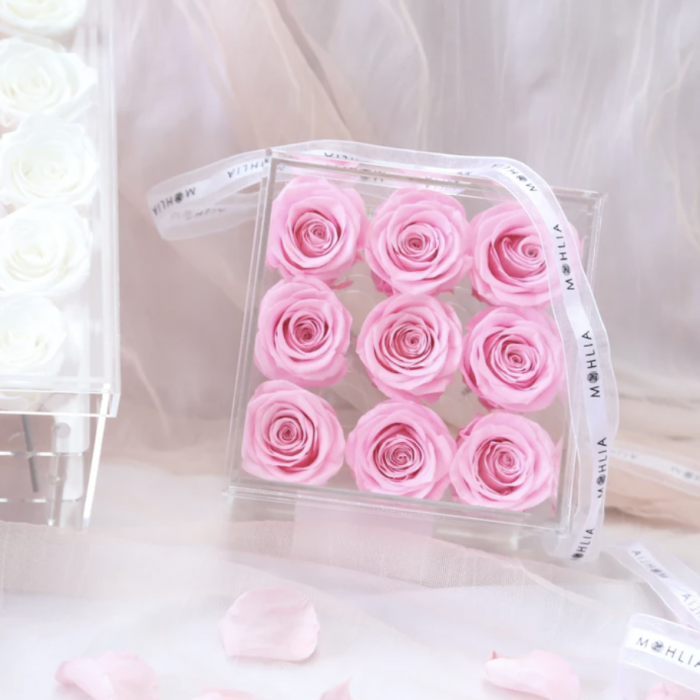 Happiness With Infinity Roses: The Gift That Keeps On Giving