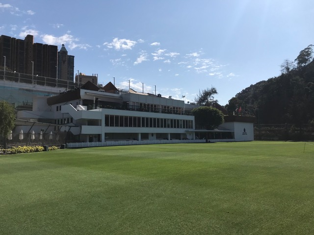 The Cricket Club today