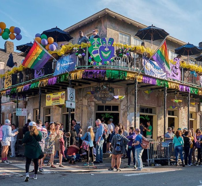 COVID-19 Didn't Stop New Orleans From Celebrating Mardi Gras!