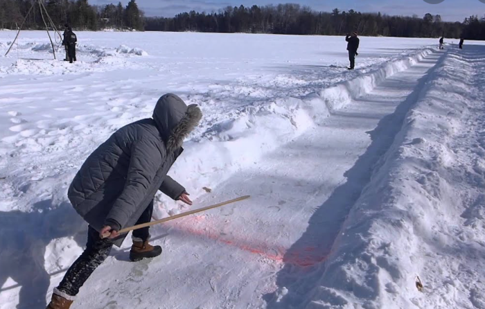 Snow Snake: The Native American Winter Sport Yet To Make The Olympics