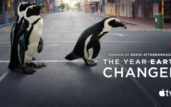 'The Year Earth Changed' By David Attenborough