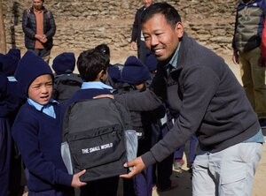 periods, Nepal, The Small World