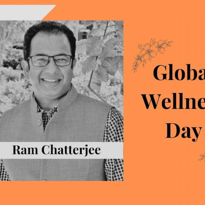 Global Wellness Day Key Supporter For India: Ram Chatterjee
