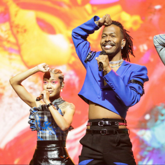 Dutch Eurovision Entry Wins New York Times Tribute For BLM Moment