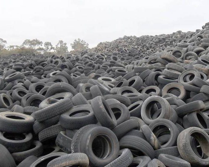 Scientists Find A Way To Transform Tyres Into Concrete