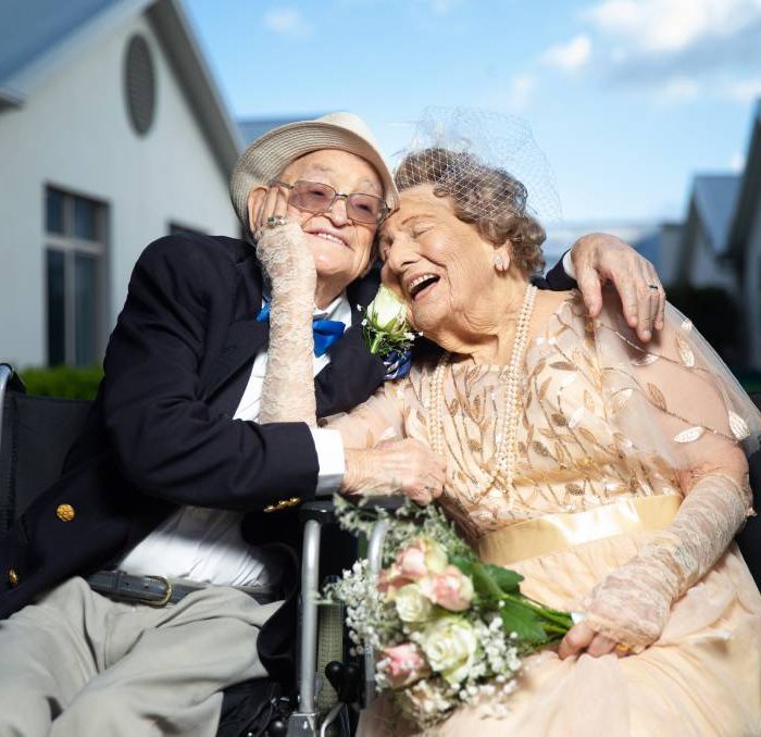 Ageless Love: When Marie Met Ron