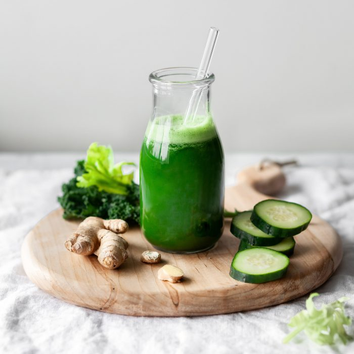 Start The Week With A Healthy Green Smoothie Detox