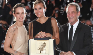 french woman wins Cannes D'Or