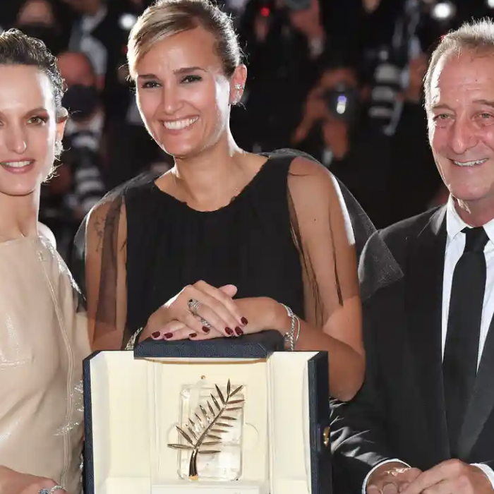 Female Director Makes History As Second Woman Ever To Win The Cannes Palme d'Or