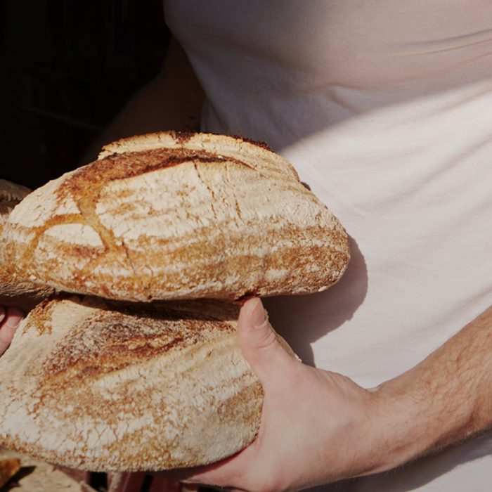 Baking Bad: Ex-Cons Learn To Bake Restaurant-Worthy Bread