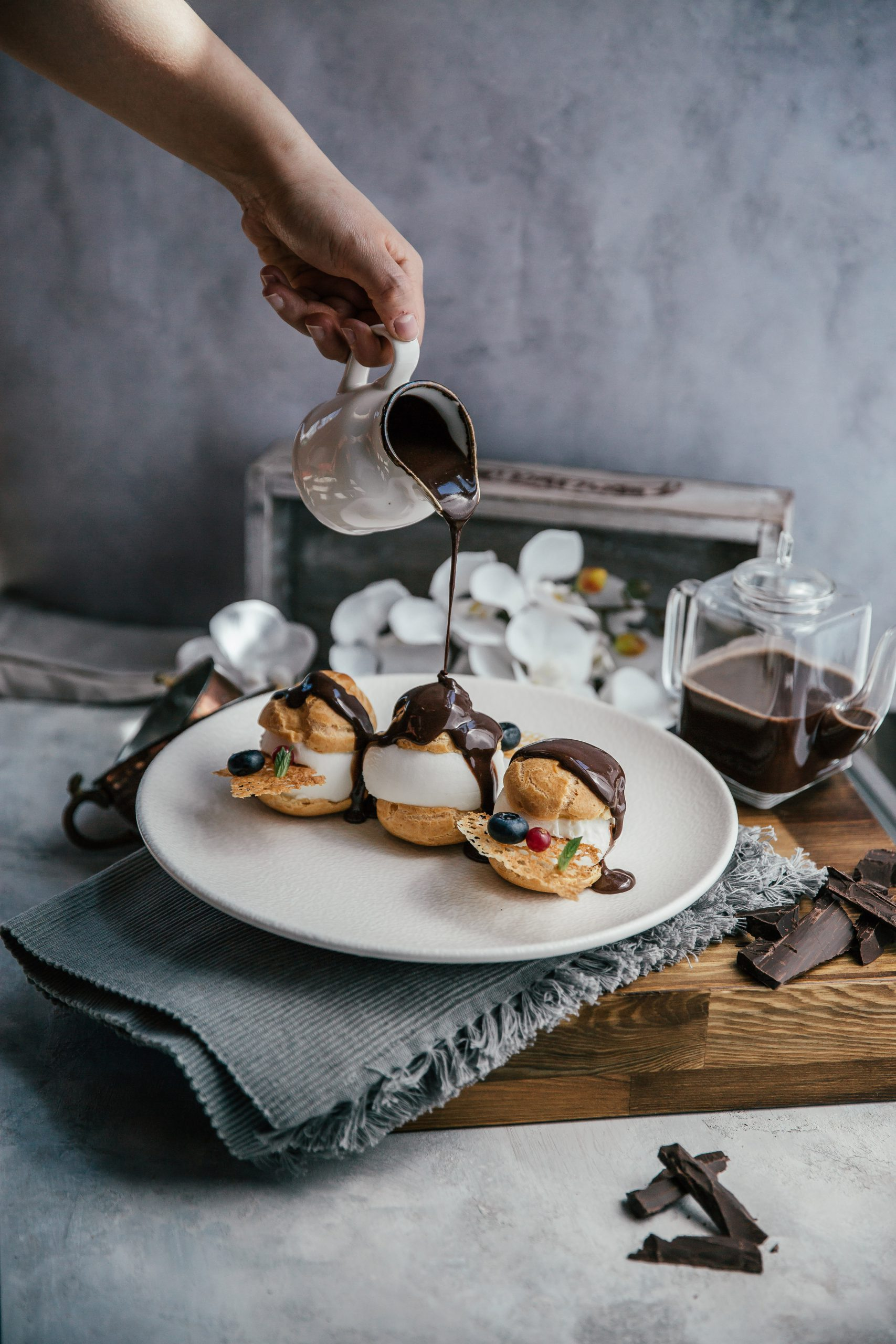 Lyndey Milan's Top Secrets for Perfect Choux Pastry