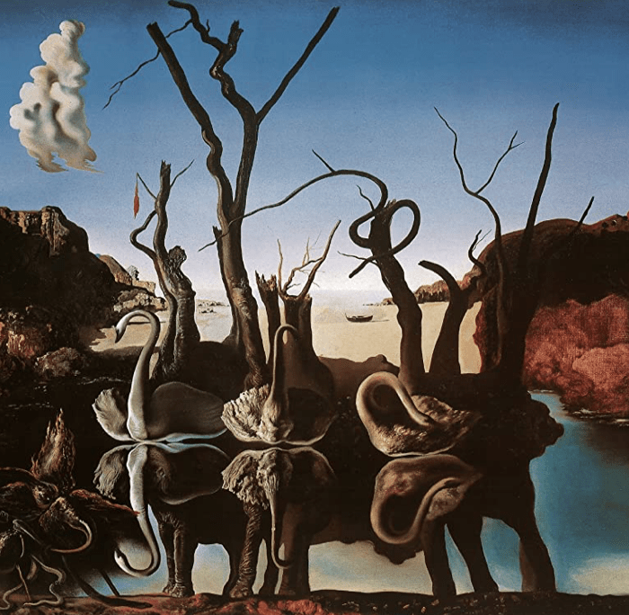 The Airline, The Painter, The Ashtray, And The Elephant