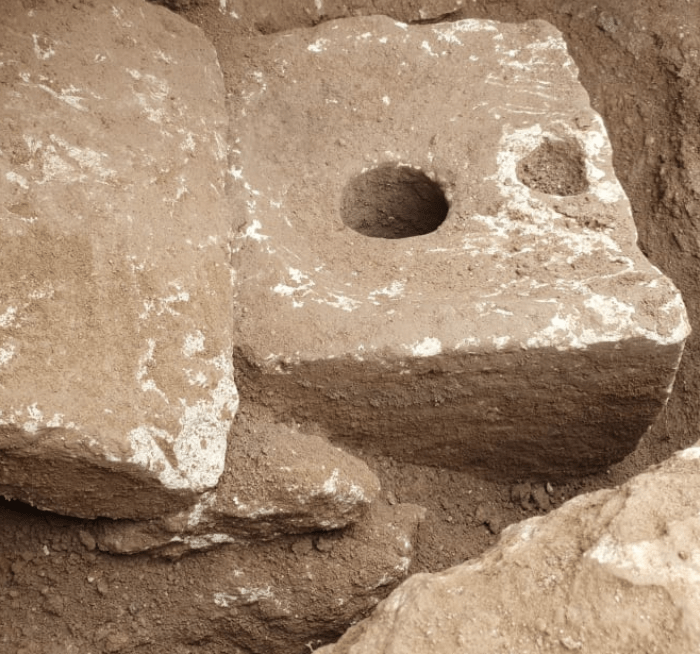 A 2,700-Year Old Toilet Fit For A King